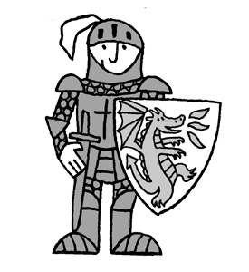 St. George's CE Academy, Clun Logo